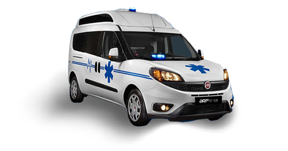 location ambulance